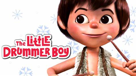 Come thy told me Pa rum pum pum-pum A newborn King to see Pa rum pum pum-pum Our finest gifts we bring Pa rum pum pum-pum  It isn't Christmas without watching The Little Drummer Boy