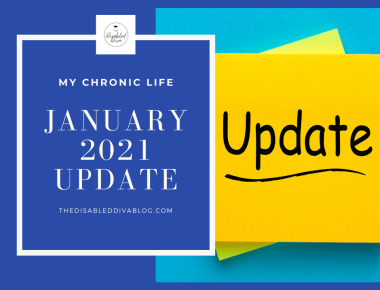 The Disabled Diva shares what worked and what needs to change in her fibromyalgia and autoimmune arthritis treatment and pain management reboot recap. Has 2021 started out better than 2020 ended? Find out here!
