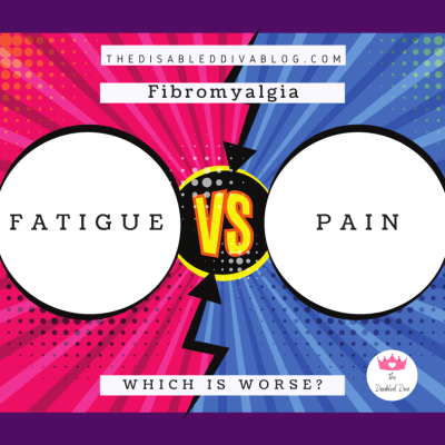Fibromyalgia fatigue versus pain. Which is worse?