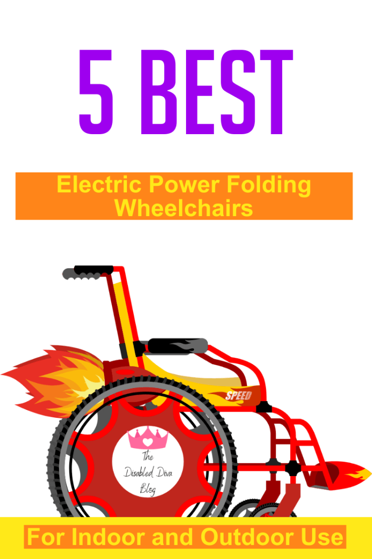 5 Best electric power folding wheelchairs that can be used indoors and outdoors! Helping the chronically ill maintain mobility and independence.