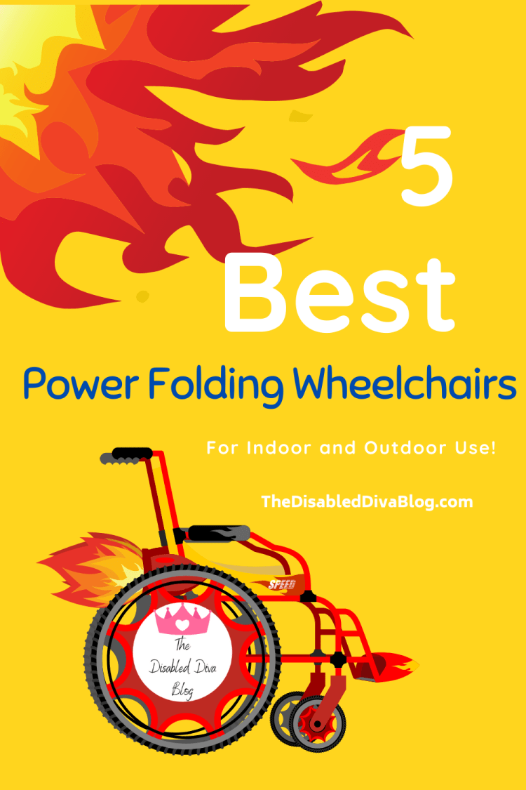 5 Best electric power folding wheelchairs that can be used indoors and outdoors! Maintain mobility and independence with chronic illness and  <a class=