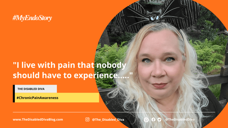 """""""I live with pain that nobody should have to experience....."""" After hysterectomy endometriosis pain - my never ending nightmare."""