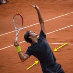Random image: i-hurt-my-back-playing-tennis-what-happened-photo-roger-federer
