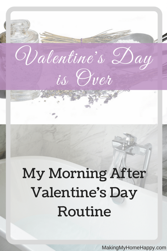 Valentine's Day is Over