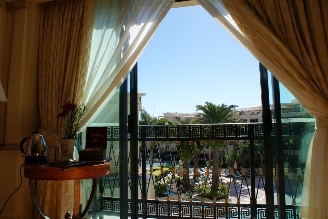 Room in the Palazzo Versace Hotel