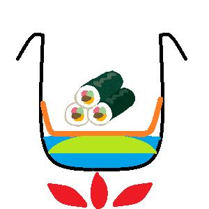 巻き寿司のパサパサから復活させる方法