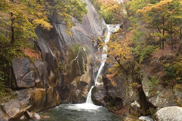 昇仙峡の紅葉の混雑状況と行った感想