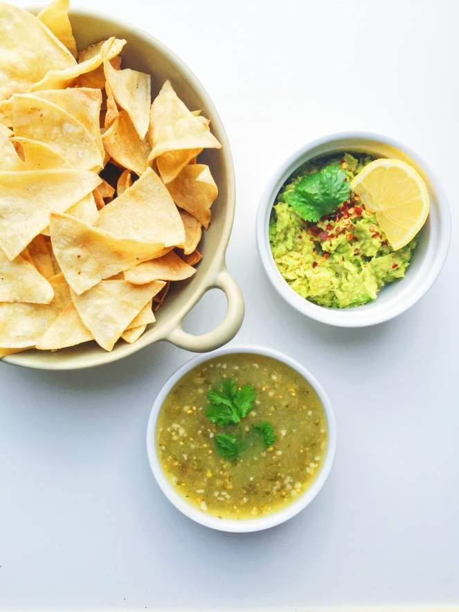 easy tortilla chips recipe