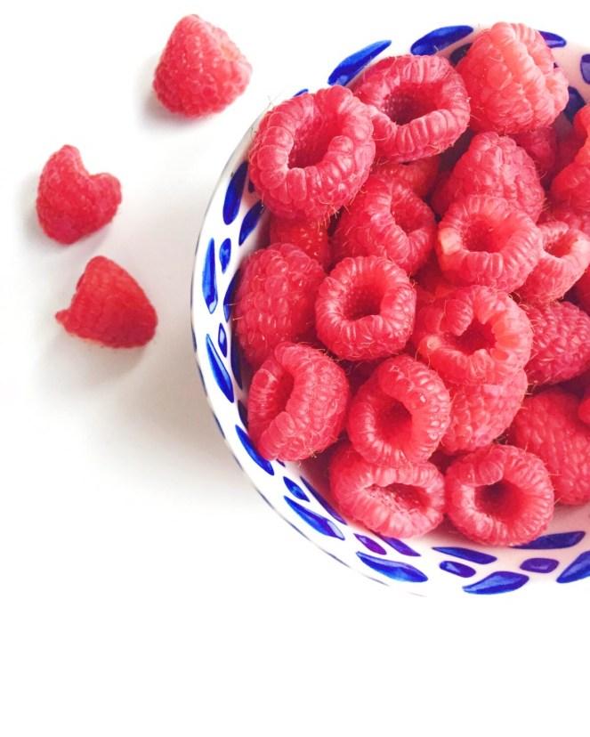 raspberry posicles