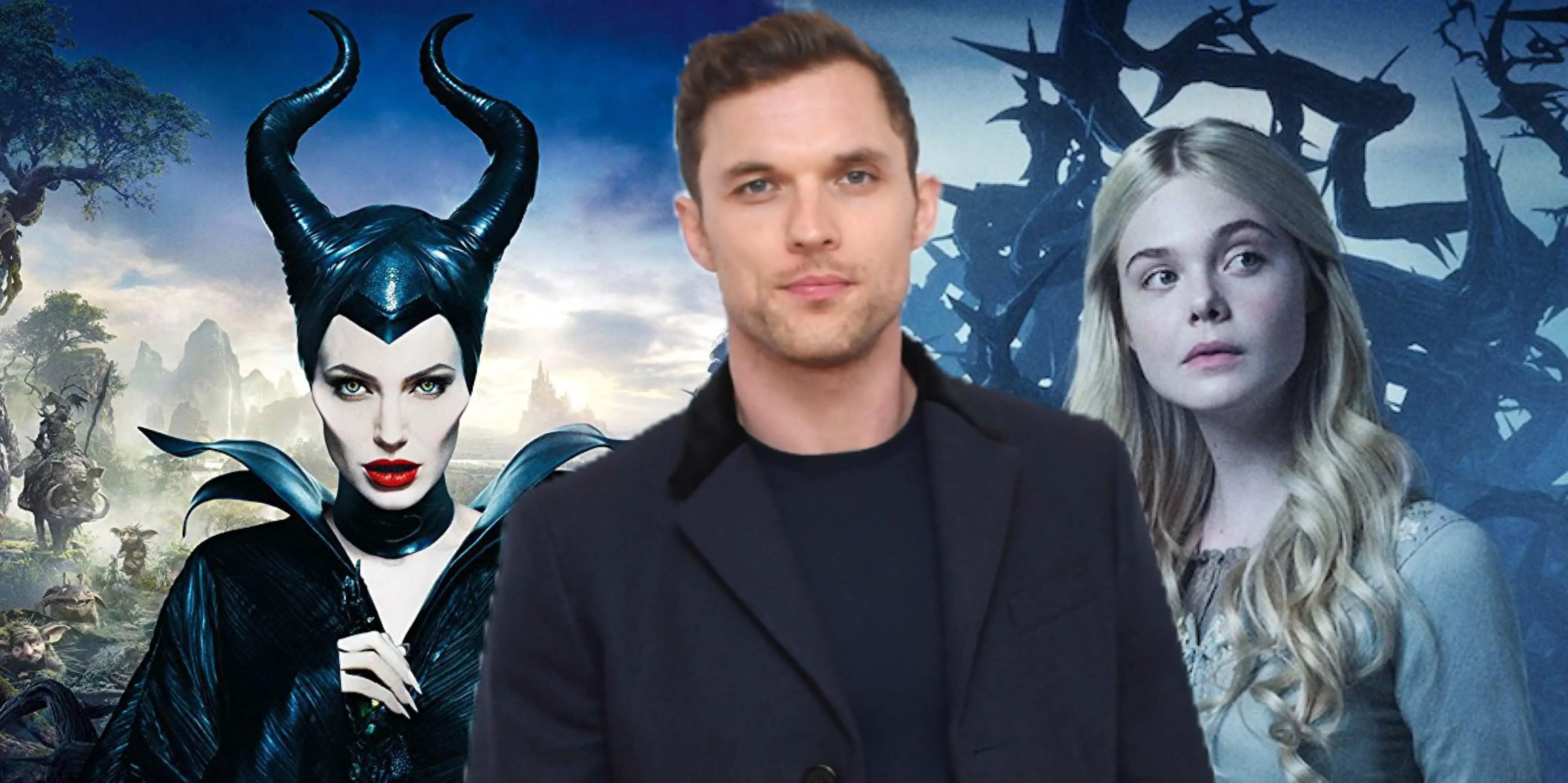 Ed Skrien Cast In Maleficent 2 Elle Fanning Returning