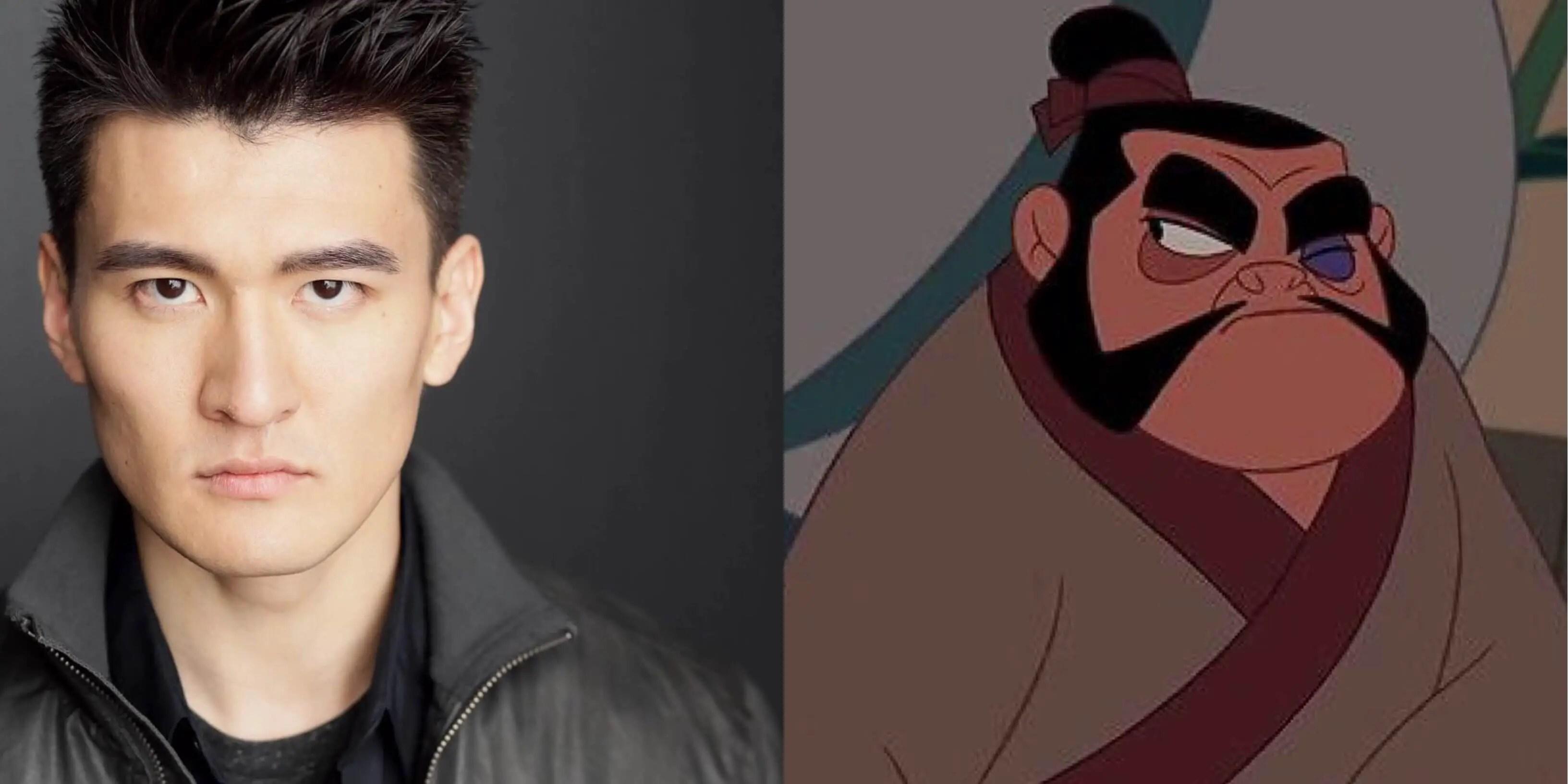 Chen Tang Joins Live Action Mulan Remake The Disinsider