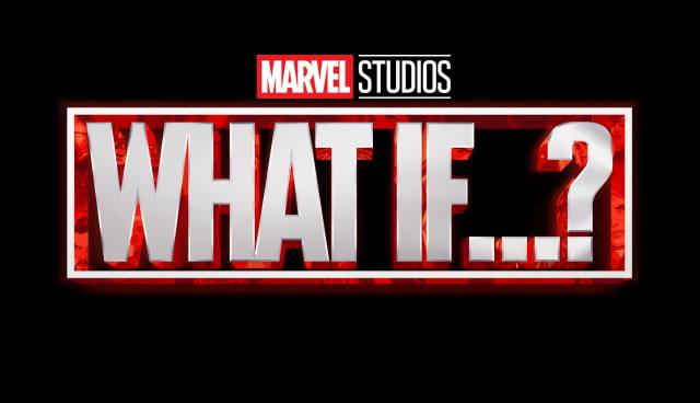 Marvel Studios What If logo