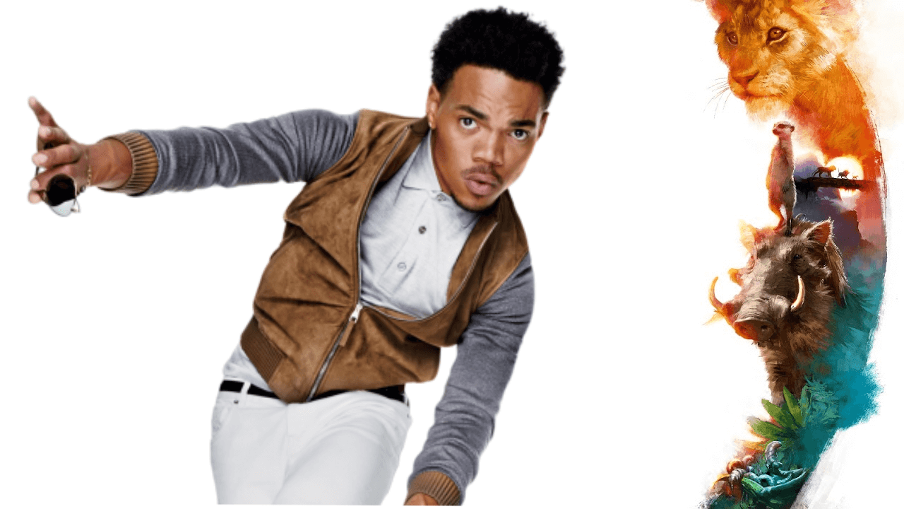 Chance The Rapper Voices Multiple Characters In The Lion