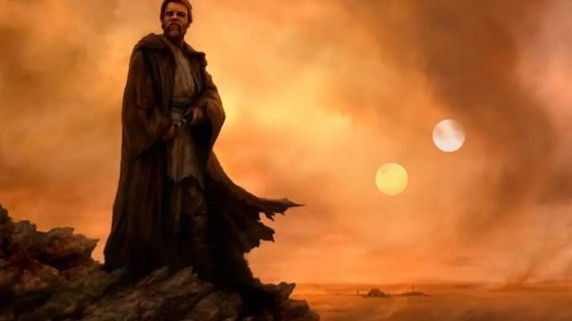 Obi-Wan art