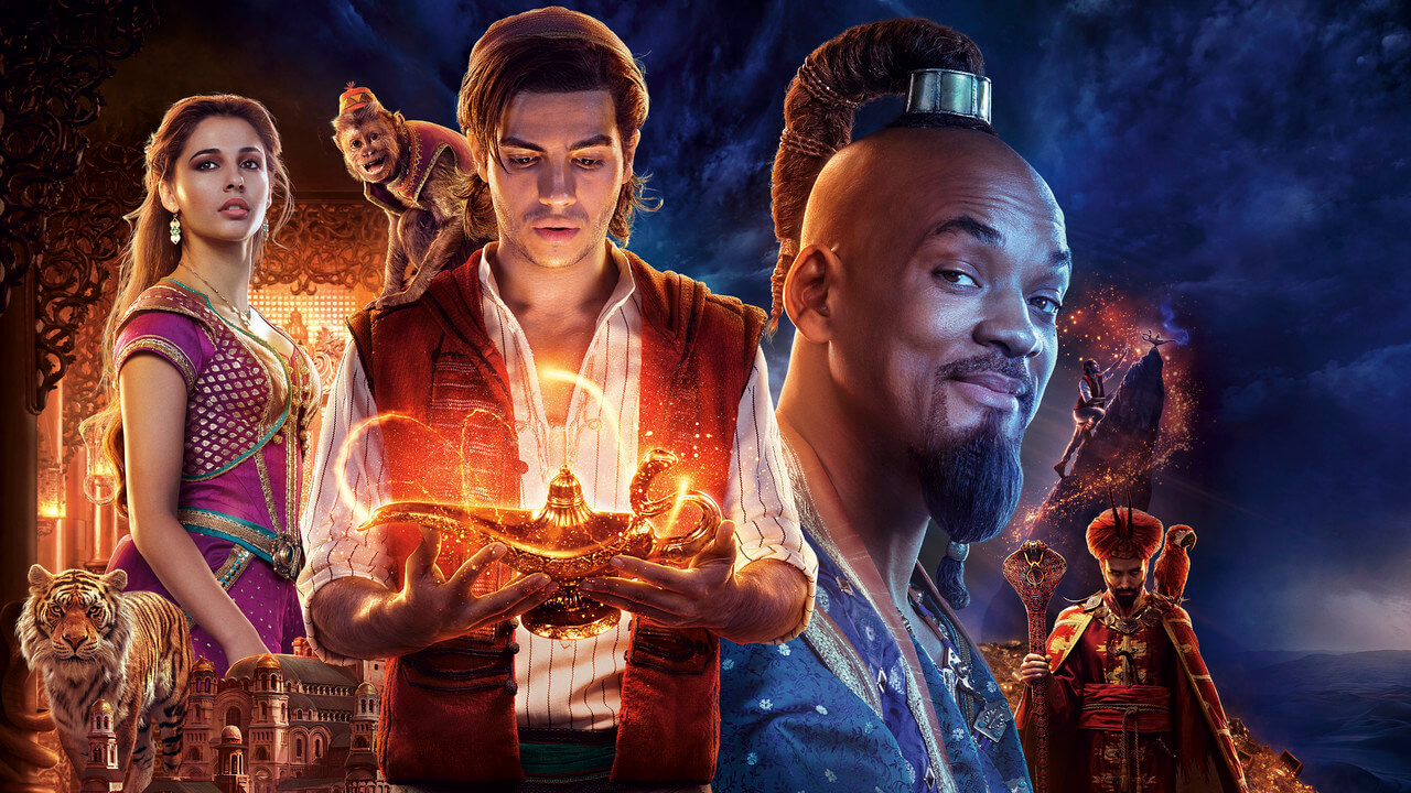 If A Live Action Aladdin Sequel Happens It Won T Be
