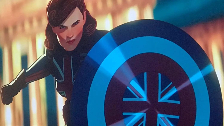 Marvel Disney+ Series 'What If' Explores Zombie Captain America ...