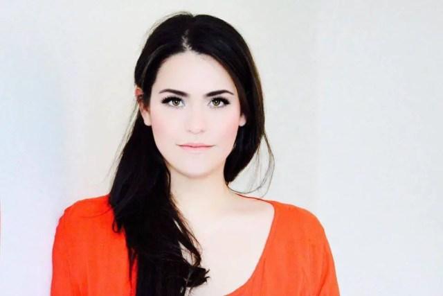 Screenwriter Jade Bartlett