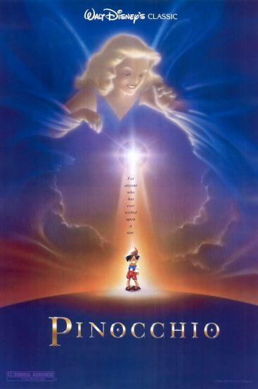Pinocchio_1992_Re-Release_Poster