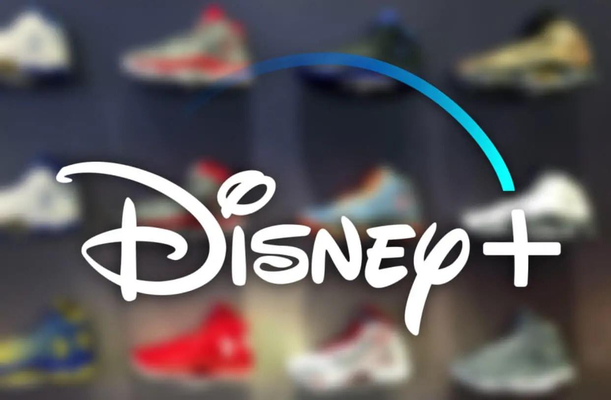 Sneakerella, Disney+, product placement, entertainment marketing, svod platform