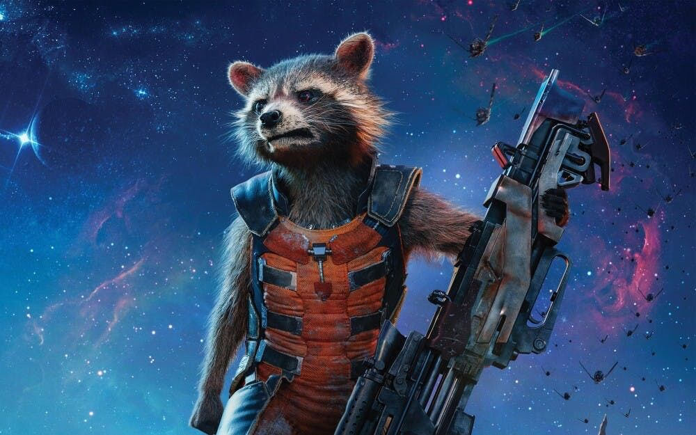 Rocket Raccoon's Past to Play a Big Part In 'Guardians of the ...