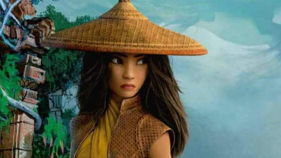 Promotional Image For Disney's 'Raya and the Last Dragon ...