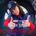 Xochitl Gomez, Who Will Play American Chavez, Shows Off Her 'Doctor Strange' Sequel Hat