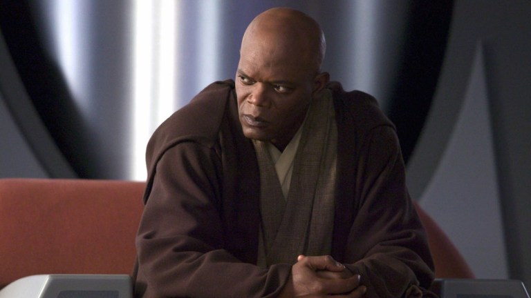 Samuel L. Jackson, Mace Windu, Star Wars