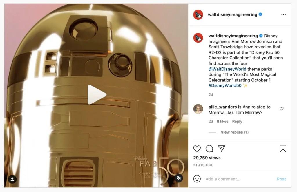 R2-D2, Fab 50,