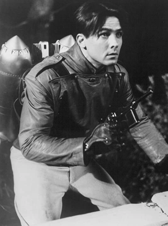 The Rocketeer, Billy Campbell