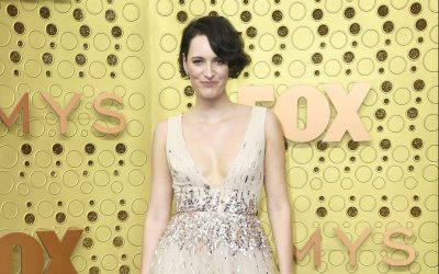 LOS ANGELES, CALIFORNIA - SEPTEMBER 22: Phoebe Waller-Bridge attends the 71st Emmy Awards at Microsoft Theater on September 22, 2019 in Los Angeles, California. (Photo by Frazer Harrison/Getty Images)