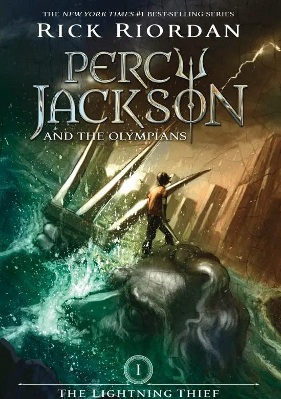 Rick Riordan, Percy Jackson