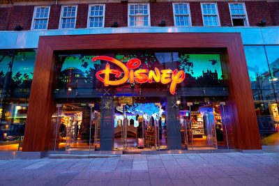 The Disney Store at London's Oxford Street will remain open.