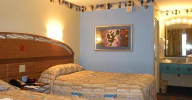 organizing your resort room