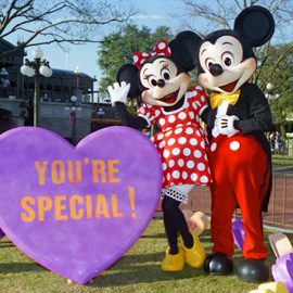 mickey minnie valentines day
