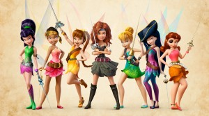 The Pirate Fairy, photo courtesy of The Pirate Fairy official website