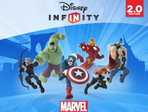 Infinity 2.0 Marvel
