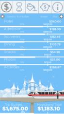 Magic Band Budget