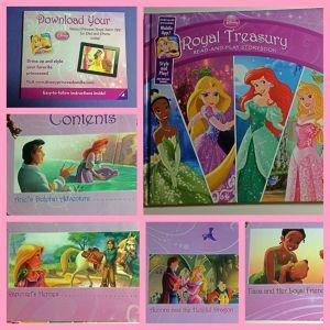 Royal Treasury Read & Play