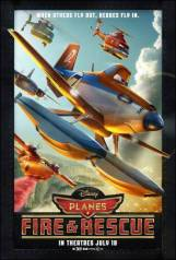 Planes: Fire & Rescue in theaters July 18, 2014