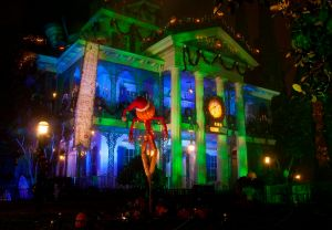 HALLOWEEN TIME at the Disneyland Resort, Haunted Mansion Holiday (Paul Hiffmeyer/Disneyland)