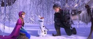 ANNA, OLAF, KRISTOFF, SVEN