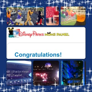 And when you have the Best Day Ever.... You celebrate at Epcot in style