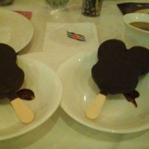 Mickey Bars Med