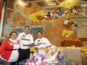 Disney Ambassadors VoluntEAR