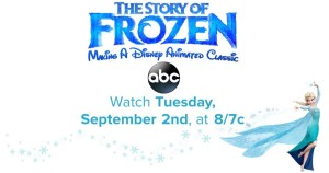frozen on ABC