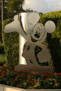 mickey mouse - Ticket & Transportation center