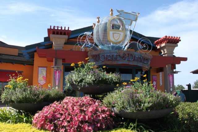 World of Disney - Wordless Wednesday