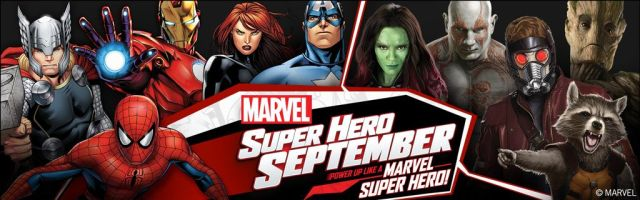 marvel super hero sept
