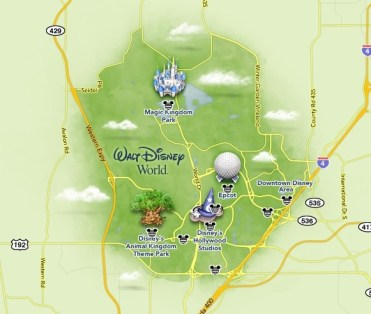 park map overall