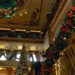 DCL Atrium Lobby Christmas